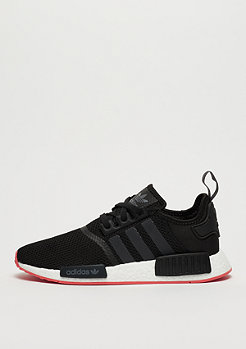 adidas NMD R1 core black/carbon/trace scarlet