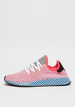 adidas Deerupt Runner solar red/solar red/bluebird