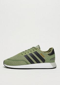 adidas Iniki Runner tent green/carbon/ftwr white