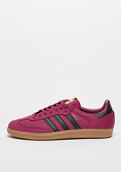 adidas Samba OG clear brown/core black/ gum