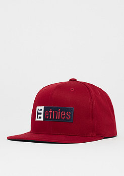 Etnies Corp Box red