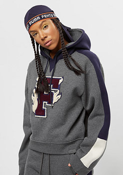 Puma Fenty Hooded Panel charcoal heather