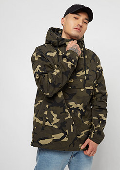 Future Past Windbreaker camo