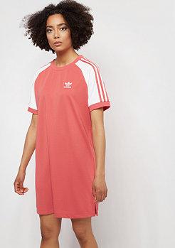 adidas Raglan Dress trace scarlet
