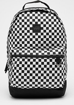 VANS Tiburon black/white checkerboard