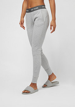 IVY PARK V Marl Rob Loose Fit grey melange