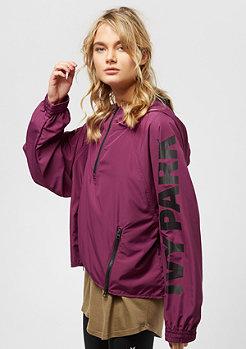 IVY PARK Overhead Logo Jacket purple