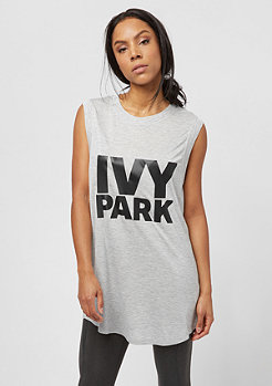 IVY PARK Programme Logo light grey marl