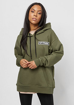IVY PARK  Badge Logo dark green