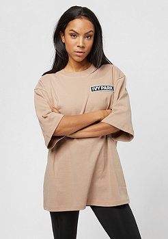 IVY PARK Badge Logo Oversized stone