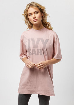 IVY PARK Dots Logo Fitted shadow grey