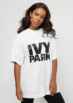 IVY PARK Oversized Logo white