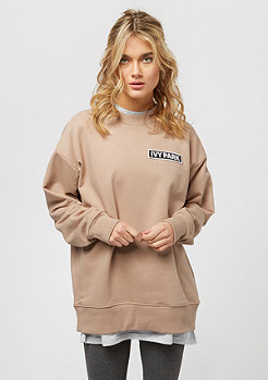 IVY PARK Badge Logo sand