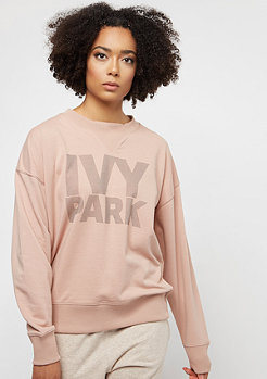 IVY PARK Dots Logo shadow grey