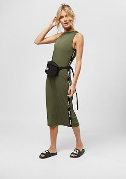 IVY PARK  Branded Dress dark green