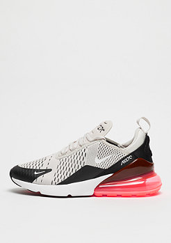 NIKE Air Max 270 black/light bone/hot punch/white
