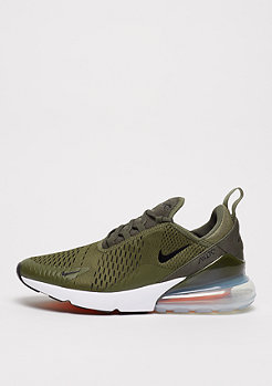NIKE Air Max 270 medium olive/black/total orange/white