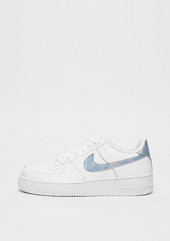 JORDAN Air Force 1'06 (GS) white/royal tint-white