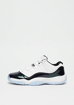Jordan Air Jordan 11 Retro Low (BG) white/black-emerald rise