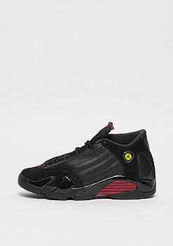 JORDAN Air Jordan 14 Retro GS black/varsity red-black