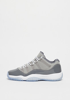 JORDAN Air Jordan 11 Retro Low GS medium grey/white-gunsmoke