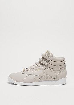 Reebok Freestyle HI Muted sandstone/white