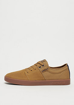Supra Stacks II tan/navy/gum