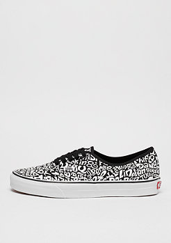 VANS UA Authentic (ATCQ) tracklist/true white