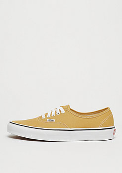 VANS UA Authentic ochre/true white