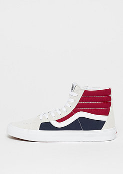 VANS UA SK8-Hi Reissue (Retro Block) white/red/dress blues