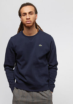 Lacoste Sweat bleu marine
