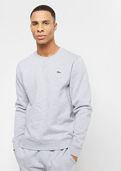 Lacoste Sweat silver chine