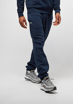 Lacoste Tracksuit Trousers Fleece navy blue