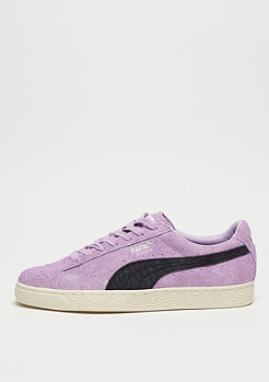 Puma Suede x Diamond orchid bloom/puma black