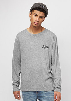 Cheap Monday Standard Small Text grey melane