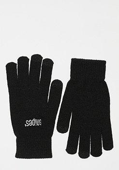 SNIPES Knitted Glovesblack