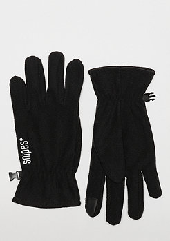 SNIPES Gloves black