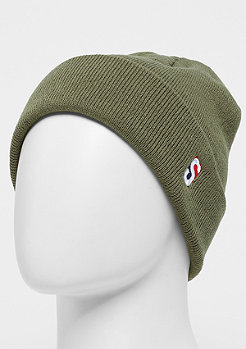 SNIPES Basic Logo olive