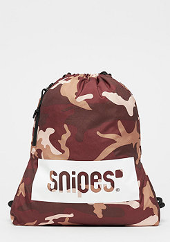 SNIPES Box Logo rose camo