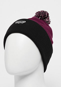 SNIPES Bobble black/bordeaux
