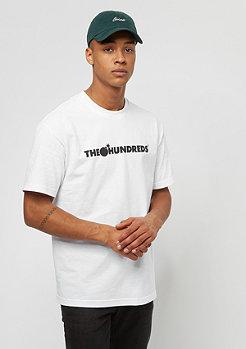 The Hundreds Forever Bar Logo white