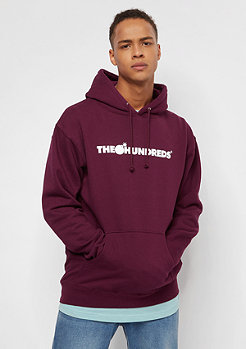 The Hundreds Forever Bar burgundy