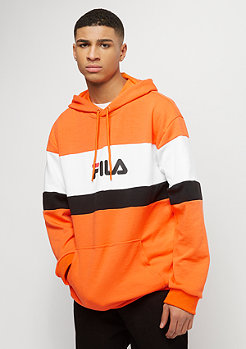 Fila FILA Urban Line Hooded Sweat Thomas Persimmon orange