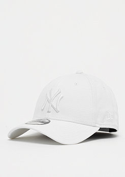 New Era 9Forty MLB New York Yankees Essential Neyyan white/white