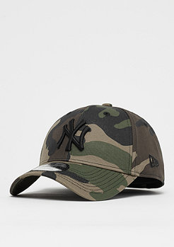 New Era 9Forty League Essential MLB New York Yankees camo