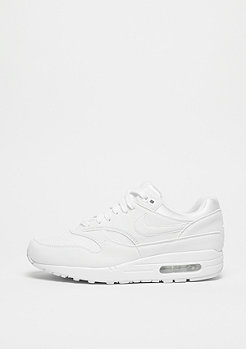 NIKE Air Max 1 white/white-pure platinum