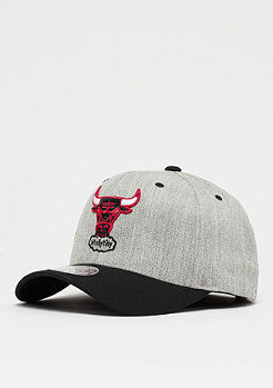 Mitchell & Ness Team Logo 2 Tone 100 HWC NBA Chicago Bulls grey/black