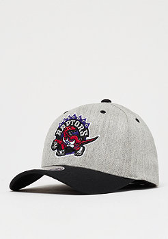 Mitchell & Ness Team Logo 2 Tone 110 NBA Toronto Raptors black/grey