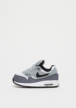 NIKE Air Max 1 (TD) white/black-wolf grey-gunsmoke