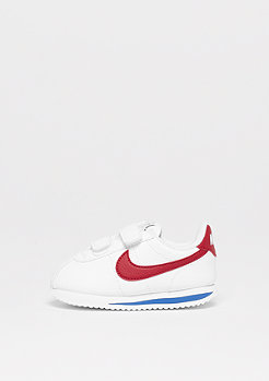 NIKE Cortez Basic SL (TD) white/varsity red-varsity royal-black